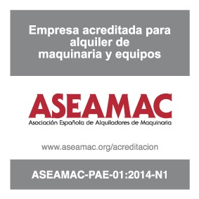 Sello certificado aseamac